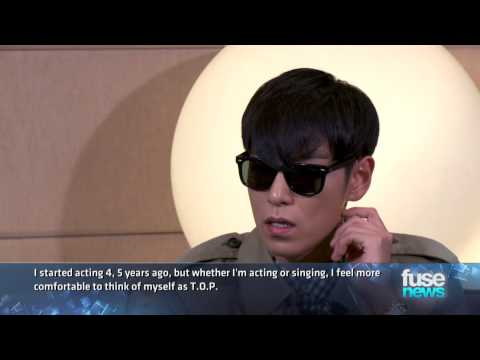 T.o.p Of Bigbang On doom Dada Music Video & Being A Sex Symbol video