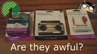 Trying $1 Phone Accessories From Dollar Tree [Manjoume]