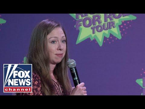 Steyn's take: Chelsea Clinton 2020?