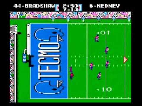 Tecmo Super Bowl 2009-2010 - Tecmo Super Bowl 2009-2010 (NES) - Vizzed.com Play - User video