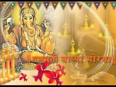 Ganpati Bappa Morya !!! video