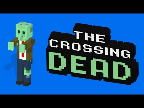 The Crossing Dead: Crossy Zombie Apocalypse Road APK Cover