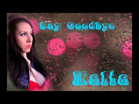 Kalia & V-Project - Say Goodbye ( Radio Edit )