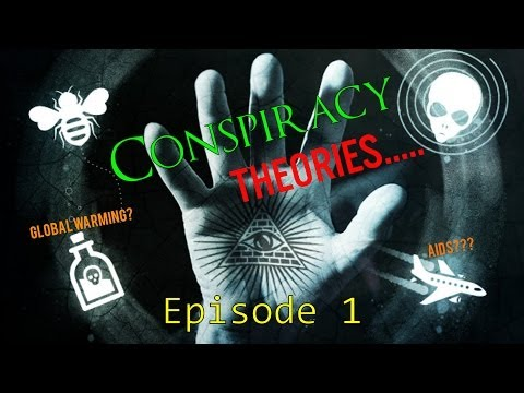 Conspiracy Theories!!! Episode 1 - Global Warming & Aids - Plants Vs Zombies Gameplay