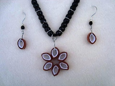 Make Quilling Jewelry Jewelry Making Construction