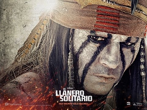 Descarga El Llanero Solitario 2013 DVDrip Audio Latino