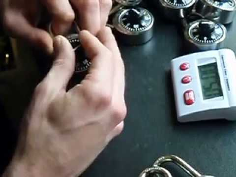 Master Combination Lock     (manipulation)