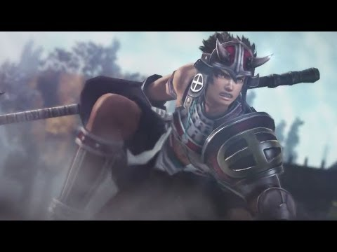 Samurai Warriors 4 - Opening Trailer