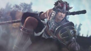 Samurai Warriors 4 - Opening Trailer