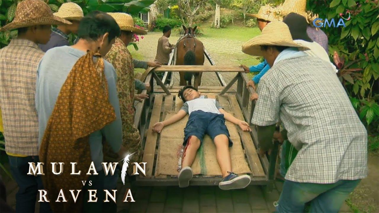 Mulawin VS Ravena: Pagkakabaril kay Rafael