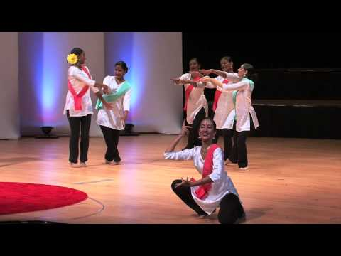 Joyful life: Arpana Dance Company at TEDxOrangeCoast