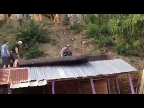 Parte del rodaje de la pelicula xXx, de Vin Diesel en República Dominicana Navarrete