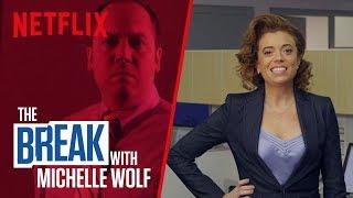 The Break with Michelle Wolf | Workplace Safety: Gun Edition | Netflix