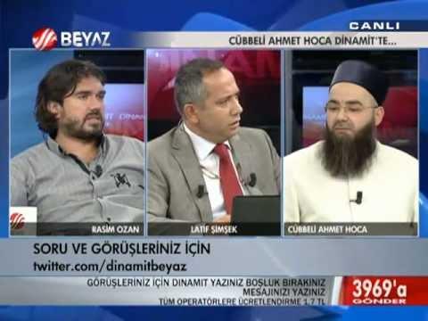 Cübbeli Ahmet Hoca | Beyaz Tv Dinamit Programı | 19 Ağustos 2011