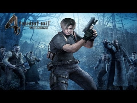 Resident Evil 4 para Android [Hack] [ARMv6/ARMv7]