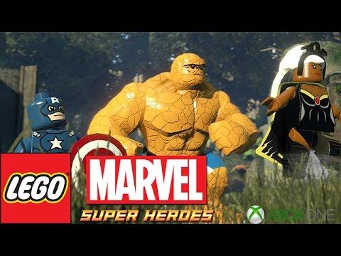 LEGO: Marvel Super Heroes - Rapturous Rise - Part 13 (Xbox One)