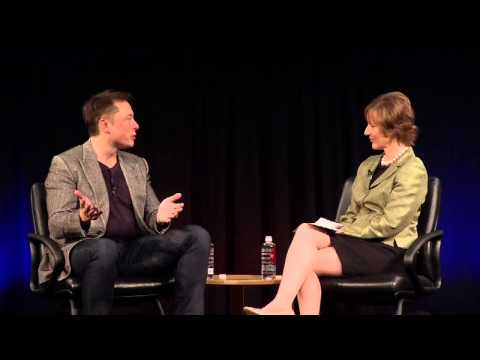 An Evening with Elon Musk and Alison van Diggelen