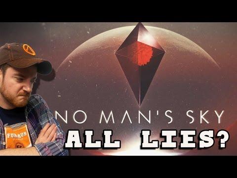 No Man's Sky All LIES? - Dude Soup LIVE Podcast #41