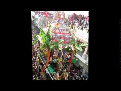Srimat Khadri Lakshmi Narasimha Swami vari Bramha Rathotsavam (Teru) Photo Image Pic
