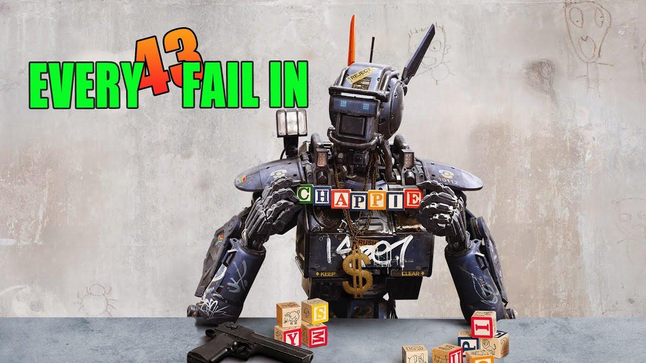 Robot movie review i