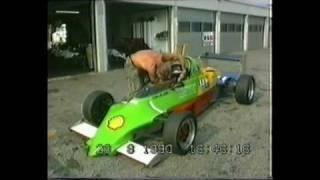 Formel 2000 - Zeltweg Mentl und Sepp 1990