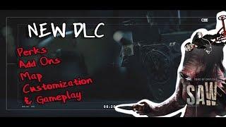 Saw DLC | Dead by Daylight