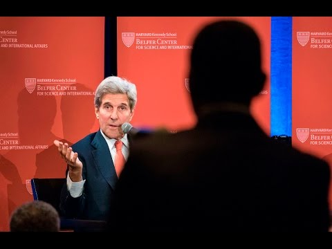 John Kerry on the U.S. in the South China Sea