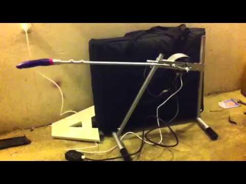 How to make homemade fuck machine