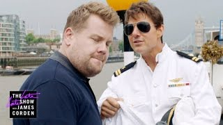 Download Lagu Tom's Cruise on the River Thames Corden Gratis STAFABAND
