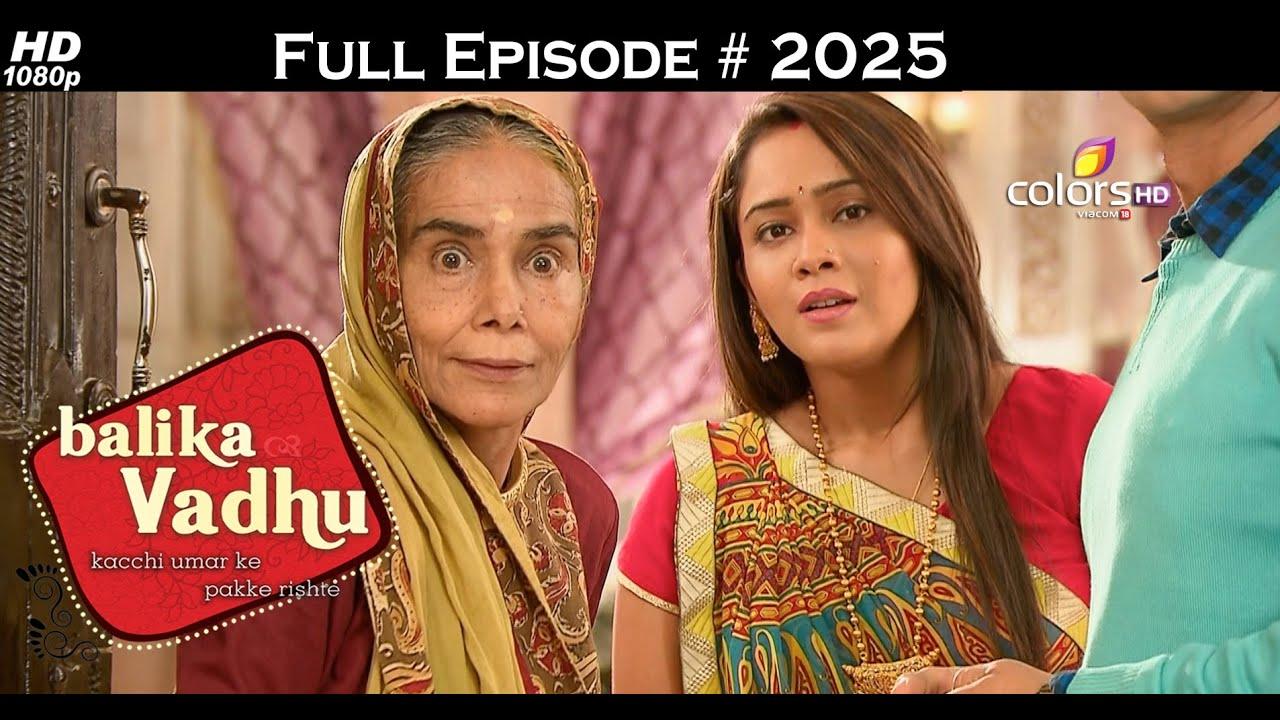 Balika vadhu 14 november 2013 written episode