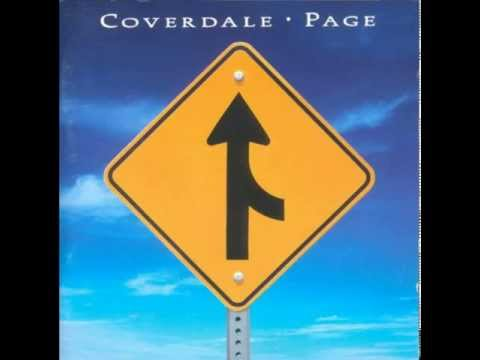 Coverdale Page - Easy Does It