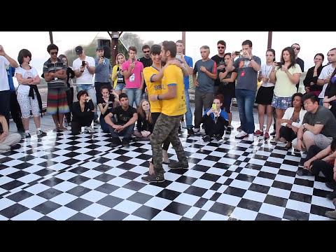 Baila Mundo - Jota Júnior e Alini Lima (8º Baila Costão)