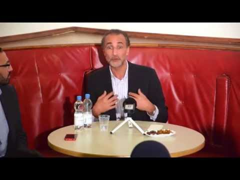 Tariq Ramadan - Rencontre avec les jeunes
