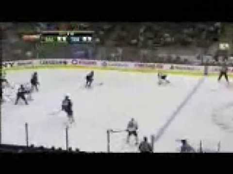 Mike Ribeiro Goal # 5 12-23-08 Dallas Stars @ Toronto Maple Leafs