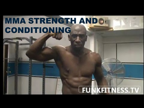 MMA STRENGTH AND CONDITIONING WORKOUT - FUNK ROBERTS Image 1