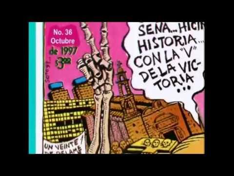 masacre de tlatelolco 2 de octubre caricaturas historieta calaveras