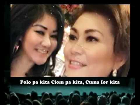 Torang Dua Pe Cinta - Model : Jane Enoch - Created by Rudi