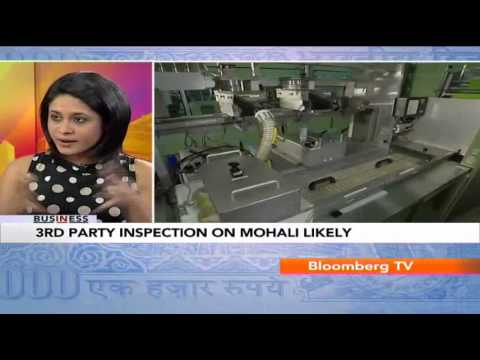 In Business - Ranbaxy Mohali Plant Worries Continue
