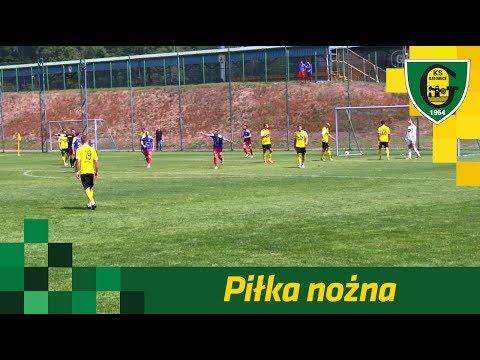 Bramki ze sparingu GKS Katowice - Odra Opole (24.06.2017)