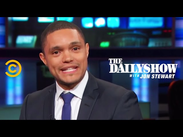 The Daily Show – Spot the Africa
