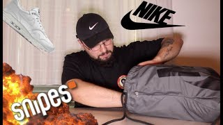 Snipes X Nike gift unboxing! Air Max contest winner ???