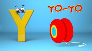 Phonics Letter- Y song