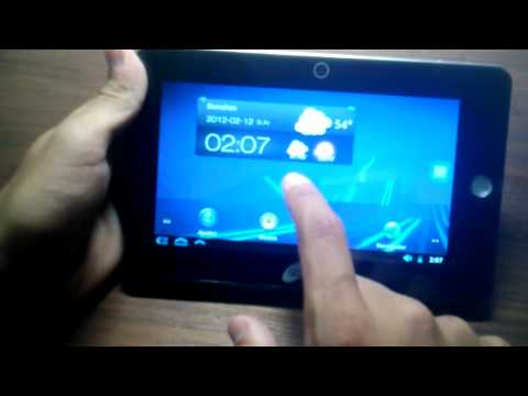 Review Tablet PC Nogapad 7