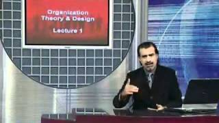 MGT504 Organizational Theory and Design