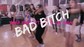 Download Lagu Bebe Rexha - Bad Bitch ft. Ty Dolla $ign - Choreography by Maca Catramado Gratis STAFABAND