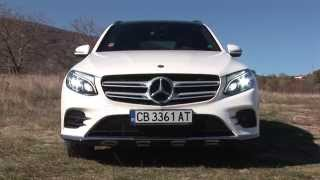 Mercedes GLC 250d - test drive