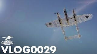 3D PRINTED RC WARBIRDS | VLOG0029