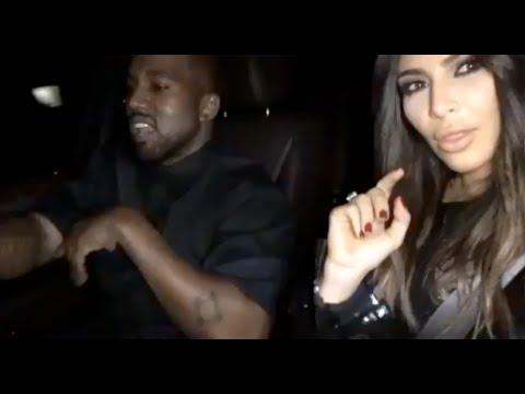 KIM KARDASHIAN SNAPCHAT VIDEOS 2 (ft.Kanye West,Kylie Jenner,Chrissy Teigen,etc.)