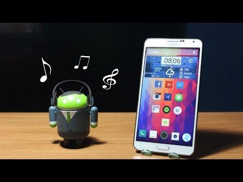 Shuttle | Elegante Reproductor de Música  // Tu Android Personal