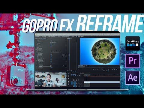 GoPro FX Reframe In-depth Tutorial in Adobe Premiere: BEST GoPro MAX 360 ReFrame Quality